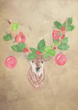 Reindeer-RGB-a4